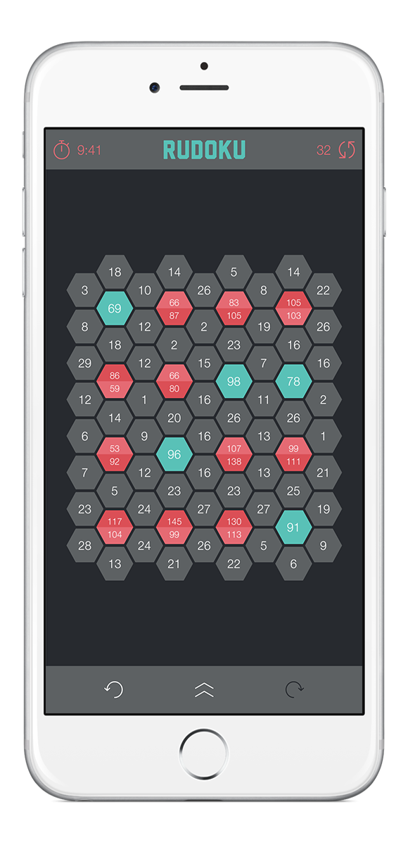 Rudoku Screenshot 3