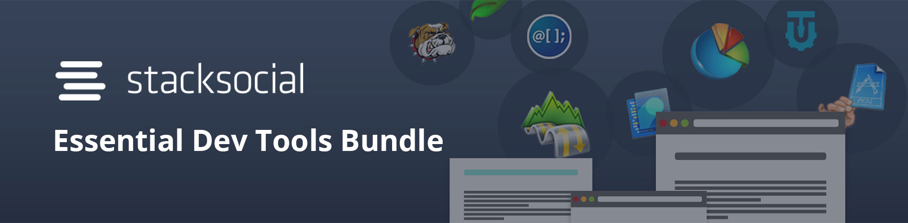 StackSocial Essential Dev Tools Bundle